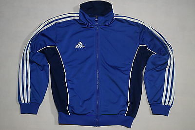 Adidas Trainings- Jacke Sport Jacket Vintage 90s Oldschool Style Kinder 152 Y M