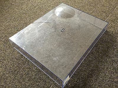 1 x Original Technics Lid / Cover For SL-1200 / 1210  *More Available*