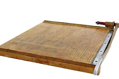 """INGENTO 11262 HEAVY DUTY 24""""x24""""  Guillotine PAPER CUTTER TRIMMER"""