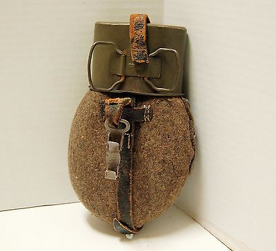 Antique WWII German Canteen. Good Condition!
