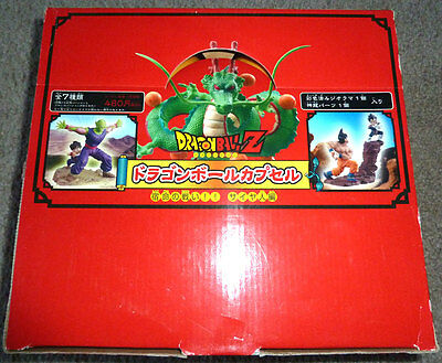 Megahouse Dragon ball Z Gashapon Capsule Toy Figure  Set of 7