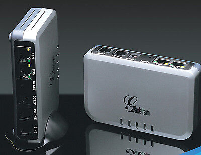 Grandstream HT-503 Dual Integrated FXS & FXO Port ATA w/ Power-Outage Life Line