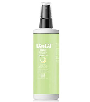 Vagi Doc™ Green Apple Vagina Fresh Spray (Daily Usage, 100% Real Fruit Juice)