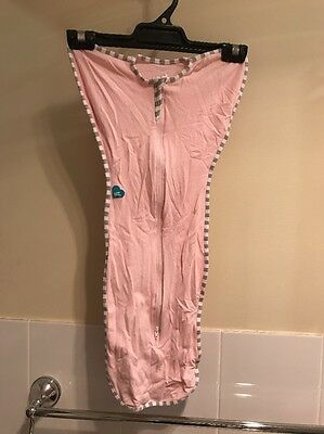 Love To Dream Pink Swaddle Size 6-8.5 Kgs