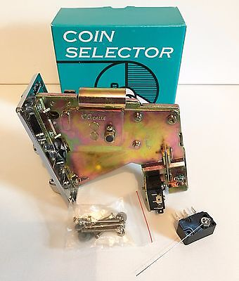 Coin Mech / Roll Down Coin Acceptor For 8 Liner/Cherry Master with Coin Switch