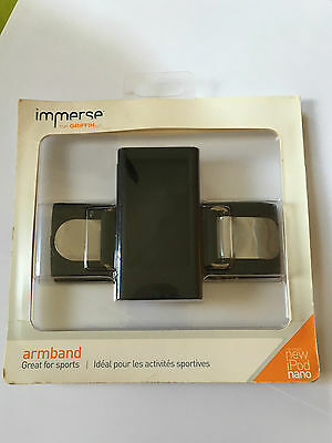 Griffin Immerse Armband for iPod Nano 7G - BRAND NEW-Sealed box