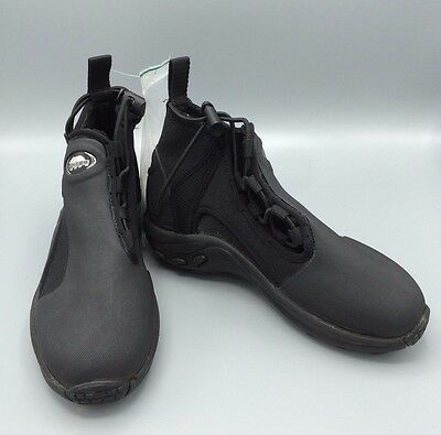 Whites Altera One Pull Dry Suit Scuba Boots Size 5/6 with Extra Hooks