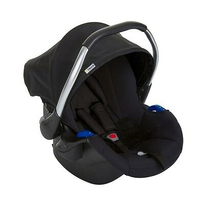 NEW Hauck Comfortfix Car Seat Group 0+ (Black) to fit Duett 2  Rapid 3,4 etc.