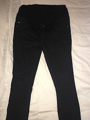 Jeanswest Skinny Ripped Maternity Jeans