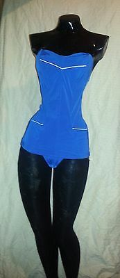 Vintage 1940s early1950s  swimsuit Original