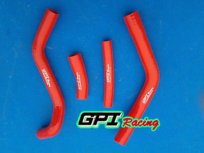 for YAMAHA YZ450F YZF450 YZF YZ 450F 2014 2015  2016 Silicone Radiator Hose RED