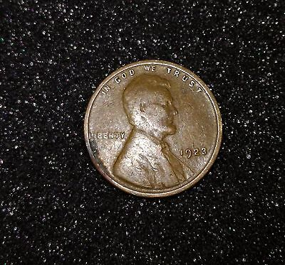 Lincoln Wheat Penny 1923