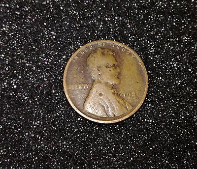 Lincoln Wheat Penny 1920