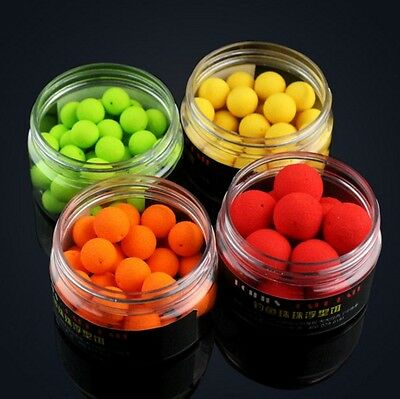 Carp Bait Floating Fishing Lure Baits Carp Fish Beads Pops Up Smell Ball