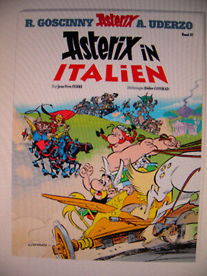 ASTERIX Nr. 37 - ASTERIX in Italien Softcover LIEFERBAR !