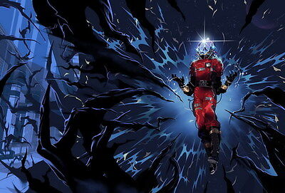 """035 Prey - Tommy Action FPS Game 35""""x24"""" Poster"""