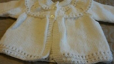 baby clothes 0-3 months unisex cardigan
