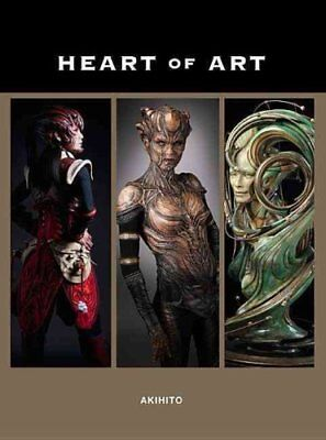 The Heart of Art A Glimpse into the Wondrous World of Special E... 9781624650048