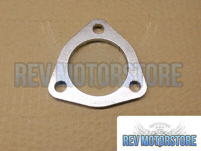 """60mm 2.36"""" 3 Bolt 304 Stainless Steel Flange 8mm Thick"""