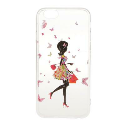 Housse en silicone souple Soft Pattern TPU pour iPhone 6 Plus 6s Plus