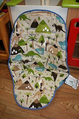 iCandy Peach 3 Custom made seat liner - zips onto seat - never used