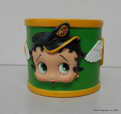 Betty Boop Airline Mug / Pot King Features Synd. Inc.