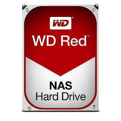 Western Digital RED 1TB/2TB/3TB/4TB/6TB INTELLIPOWER NAS Internal Hard Drive
