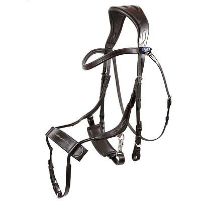 PS of Sweden Bridle - High Jump Revolution - Pressure Relief - Brand New in Bag.
