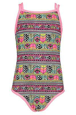 NEW Boohoo Womens Girls Aztec Print Costume in Multi size 4 Yrs