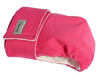 No Tailhole - Waterproof Fabric -  Female Dog Nappy / Urine Incontinence Diaper