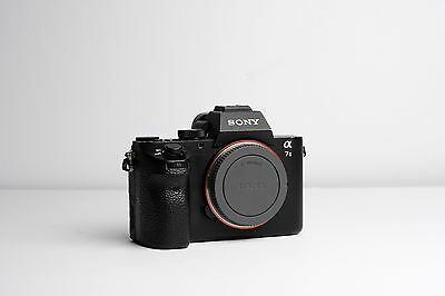 Sony Alpha a7 II 24.3MP Digital SLR Camera - Black (Body Only) + Extra Batteries