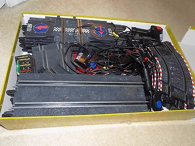 SCX Compact Slot Car Racing Track 1:43 Scale