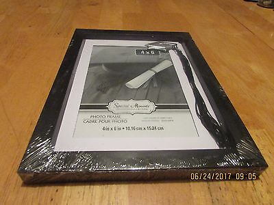 special moments graduation picture frame w/ tassel,4 x 6.new free shipping