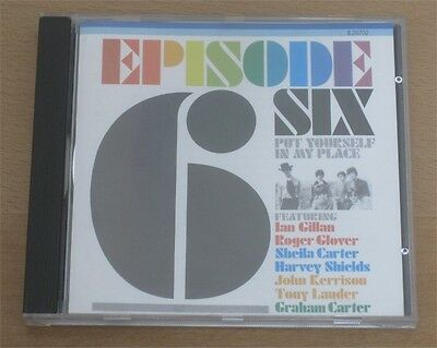 EPISODE SIX: Put yourself in my place CD Deep Purple Roger Glover Beatles Gillan