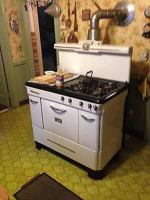Atlantic Stove Co Antique