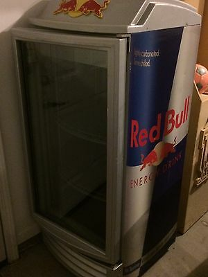 Red Bull Fridge