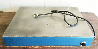 """Large 36"""" x 27.5"""" Printmaking Etching Heavy Duty Hot Plate"""
