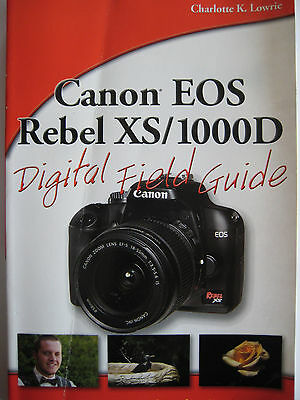 Canon EOS 1000D digital camera - Users Guide