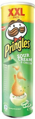 Pringles XXL Sour Cream & Onion - 190 g