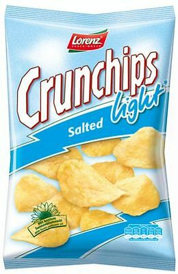 Lorenz Crunchips Salted light - 175 g
