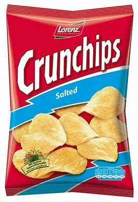 Lorenz Crunchips Salted - 175 g
