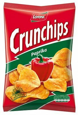 Lorenz Crunchips Paprika - 175 g