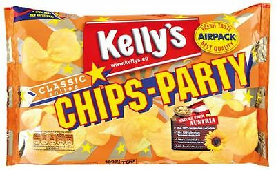 Kelly's Chips-Party Classic, Standbeutel - 275 g