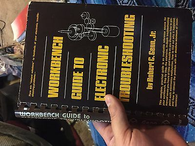 Workbench Guide to Electronic Troubleshooting 1977 Paperback Robert C. Genn