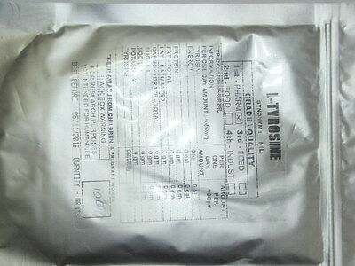 100 grams  TYROSINE 99.9% HPLC