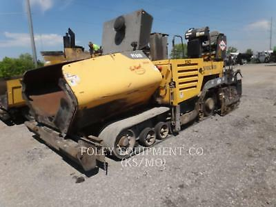 2011 VOLVO CONSTRUCTION EQUIPMENT PF6110 Pavers