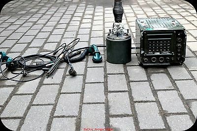 Panzer Transceiver   Digital VRM 5080 VHF 50watt RACAL -2047