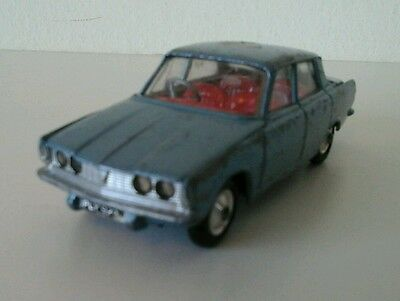 Corgi No.252 Rover 2000  (1963-1966) with Trans-O-Lite Headlamps