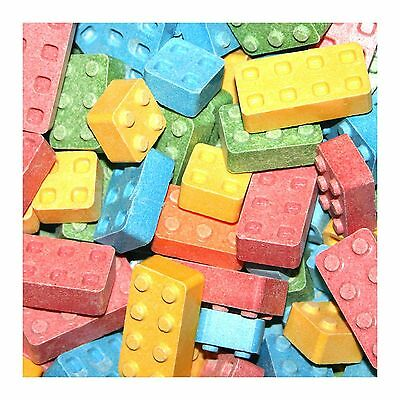 Candy Blox Assorted Uncoated Candy - 11 lbs.