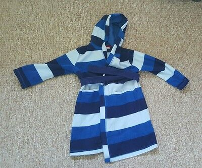 boys dressing gown 3-4 years